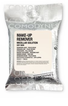 Comodynes Make-up Remover Micellar Solution chusteczki oczyszczające do skóry suchej