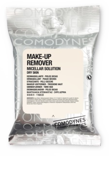 Comodynes Make-up Remover Micellar Solution servetele demachiante pentru tenul uscat
