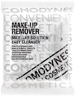 Comodynes Make-up Remover Micellar Solution Cleansing Wipes for All Skin Types