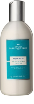 Comptoir Sud Pacifique Aqua Motu telový krém pre ženy