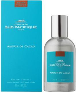 Comptoir Sud Pacifique Amour De Cacao Eau de Toilette Naisille
