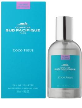 Comptoir Sud Pacifique Coco Figue toaletní voda pro ženy