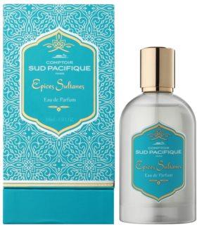 Comptoir Sud Pacifique Epices Sultanes Eau de Parfum Unisex