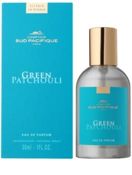 Comptoir Sud Pacifique Green Patchouli eau de parfum unissexo 30 ml