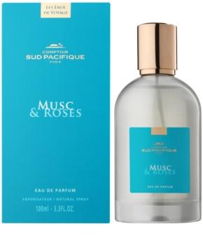 Comptoir Sud Pacifique Musc & Roses eau de parfum para mujer 100 ml