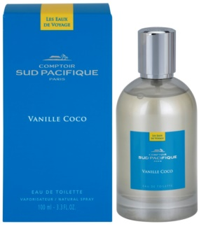 Comptoir Sud Pacifique Vanille Coco Eau de Toilette til kvinder