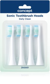 Concept Perfect Smile Daily Clean csere fejek a fogkeféhez
