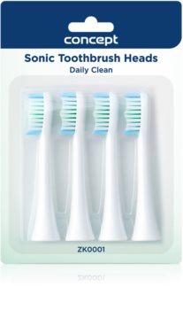 Concept Perfect Smile Daily Clean têtes de remplacement pour brosse à dents