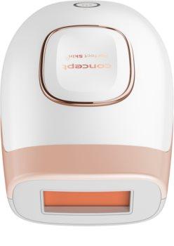 Concept IL3000 IPL Perfect Skin Epiladora IPL para corpo, rosto, virilha e axilas