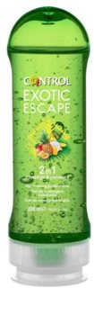 Control Exotic Escape lubricant gel 2 in 1