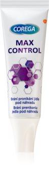 Corega Max Control crema fissante per protesi dentarie con fissaggio extra forte