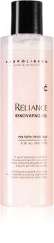 Corpolibero Reliance Renovating Gel rozjasňující čisticí gel