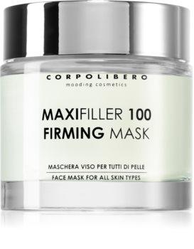 Corpolibero Maxfiller 100 Firming Mask стягаща маска за лице