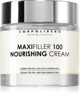 Corpolibero Maxfiller 100 Nourishing Cream vlažilna krema za obraz proti gubam