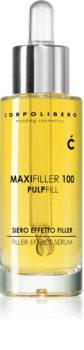 Corpolibero Maxfiller 100 Pulp Fill хидратиращ серум за изглаждане на контурите