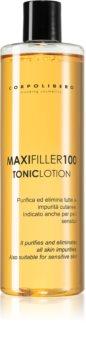 Corpolibero Maxfiller 100 Tonic Lotion tonic pentru curățarea tenului