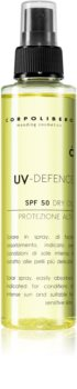 Corpolibero UV-Defence Dry Oil προστατευτικό αντηλιακό ξηρό λάδι  SPF 50