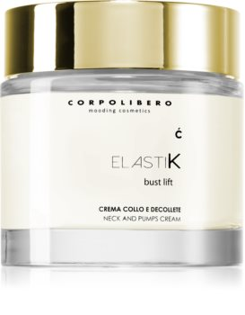Corpolibero Elastik Bust Lift Lifting Cream for Neck and Décolleté