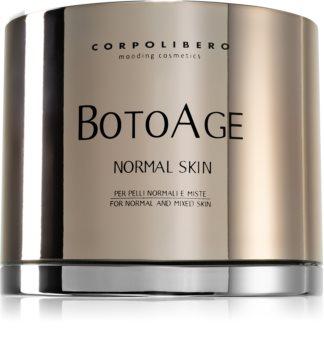 Corpolibero Botoage Normal Skin crème anti-rides intense pour peaux normales