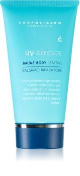Corpolibero UV-Defence Baume Body Lenitive Regenererende balsam til krop