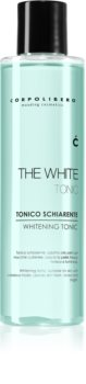Corpolibero The White Tonic Clarifying Lotion to Treat Skin Imperfections