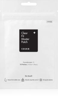 Cosrx Clear Fit Master Patch plaster oczyszczający do skóry problemowej