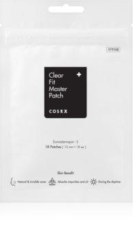 Cosrx Clear Fit Master tisztító tapasz a problémás bőrre