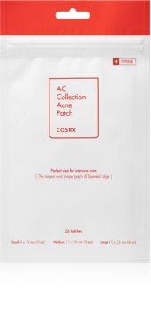 Cosrx AC Collection plastry dla skóry problematycznej