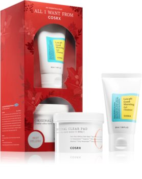 Cosrx Good Morning kosmetická sada pro čistou a zklidněnou pleť