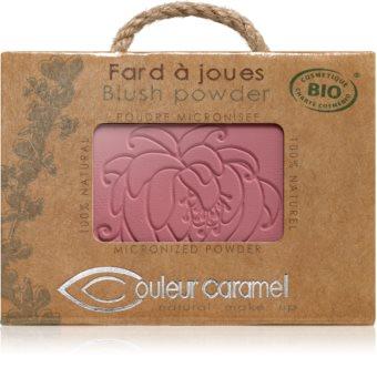 Couleur Caramel Blush Powder kompaktní tvářenka