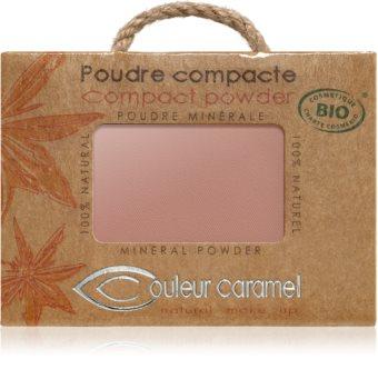 Couleur Caramel Compact Powder Kompaktpuder