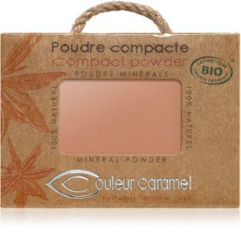 Couleur Caramel Compact Powder poudre compacte