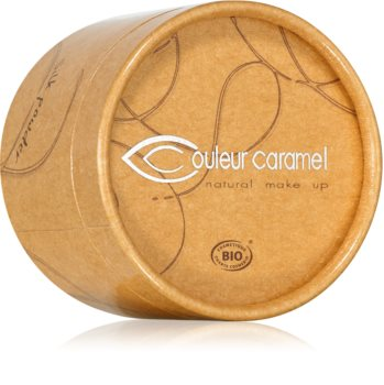 Couleur Caramel Silk Powder sypký transparentní pudr