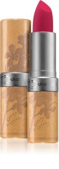 Couleur Caramel Lipstick krémová hydratační rtěnka s matným efektem