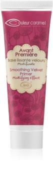 Couleur Caramel Smoothing Velvet Primer baza de machiaj pentru ten gras