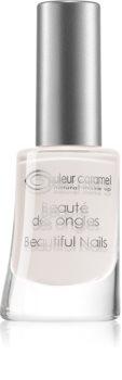 Couleur Caramel Beautiful Nails lak na nehty pro francouzskou manikúru