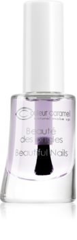 Couleur Caramel Beautiful Nails Smoothing Base Coat with Firming Effect