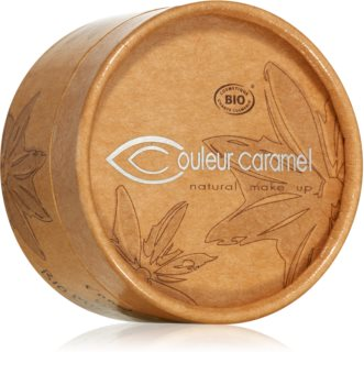Couleur Caramel Bio Mineral Foundation Light Mineral Powder Foundation Compact