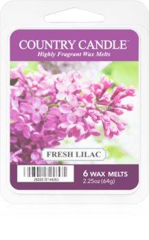 Country Candle Fresh Lilac ceară pentru aromatizator