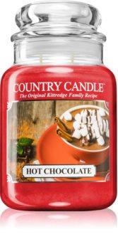 Country Candle Hot Chocolate candela profumata