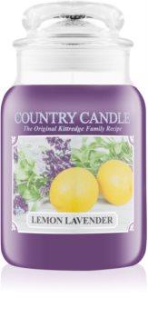 Country Candle Lemon Lavender illatos gyertya