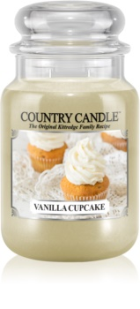 Country Candle Vanilla Cupcake bougie parfumée