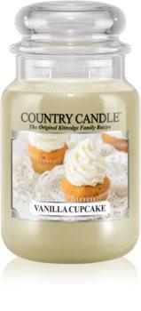 Country Candle Vanilla Cupcake illatos gyertya