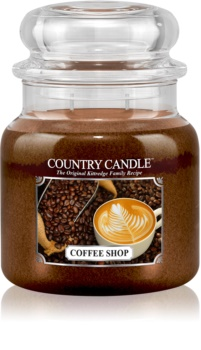 Country Candle Coffee Shop bougie parfumée