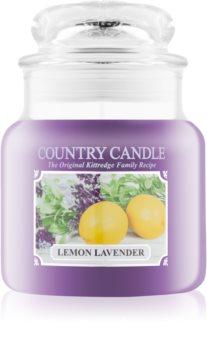 Country Candle Lemon Lavender duftlys