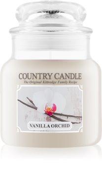 Country Candle Vanilla Orchid illatos gyertya