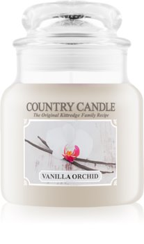 Country Candle Vanilla Orchid scented candle