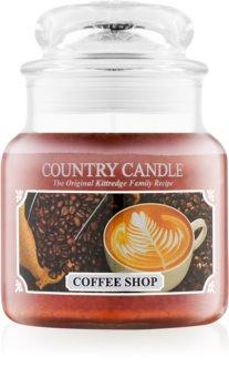 Country Candle Coffee Shop vonná svíčka