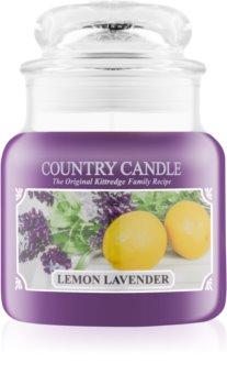 Country Candle Lemon Lavender dišeča sveča