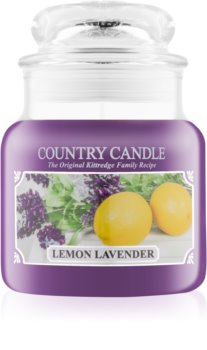 Country Candle Lemon Lavender doftljus